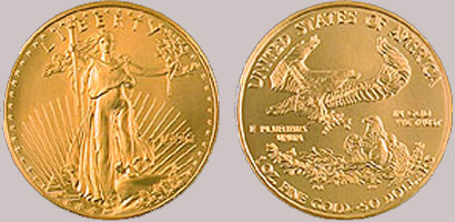 USA Gold Eagle