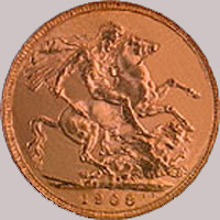 gold-coins-sovereign Mandela R5